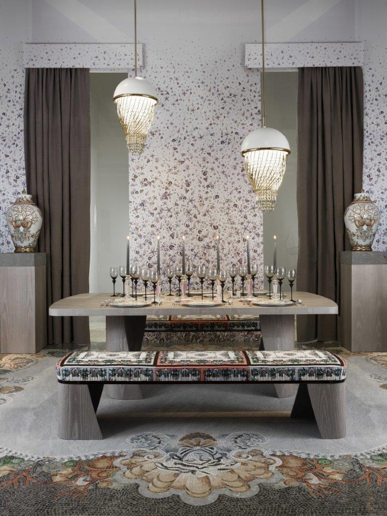 Марка Versace Home перешла под управление модного Дома Versace | галерея [1] фото [1]
