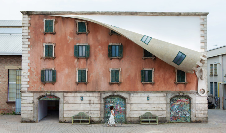 Дом на молнии: проект Алекса Чиннека для IQOS (фото 0)