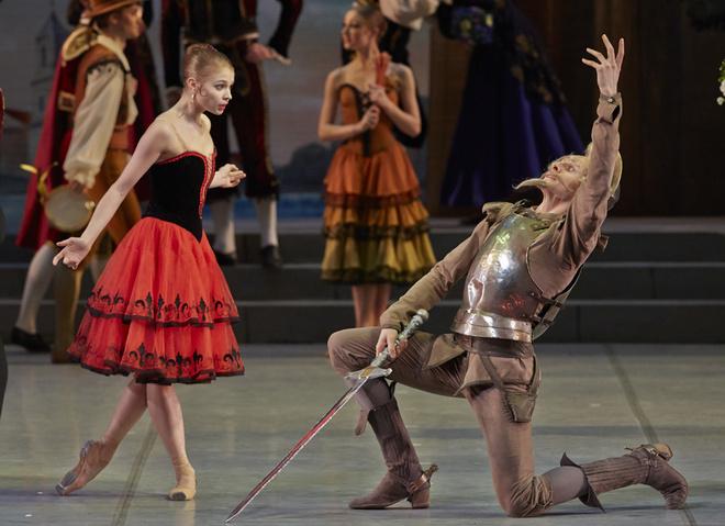 Как сходить на балет в Большой и не разориться (фото 14)