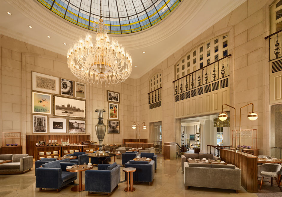 Грандиозные отели Европы, которые нужно посетить хотя бы раз в жизни фото [57]