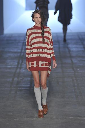 Весна-лето 2010 | Модные показы | Подиум ELLE - Подиум - фото 3099
