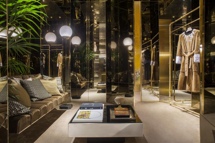 Fendi Монте-Карло: новый бутик по проекту Dimore Studio (фото 10)