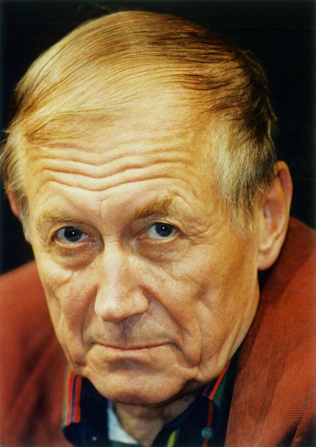Евгений Евтушенко, 1995