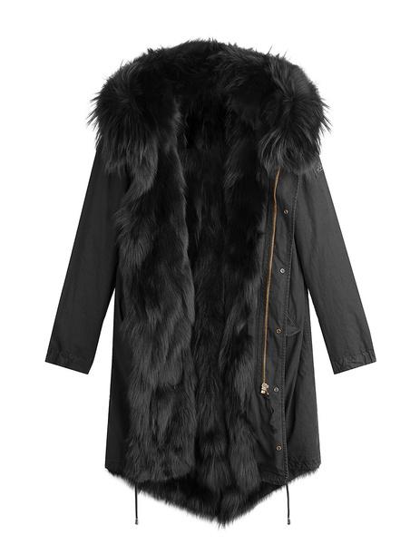 Защитная реакция: модные куртки для минусовых температур | галерея [5] фото [9]