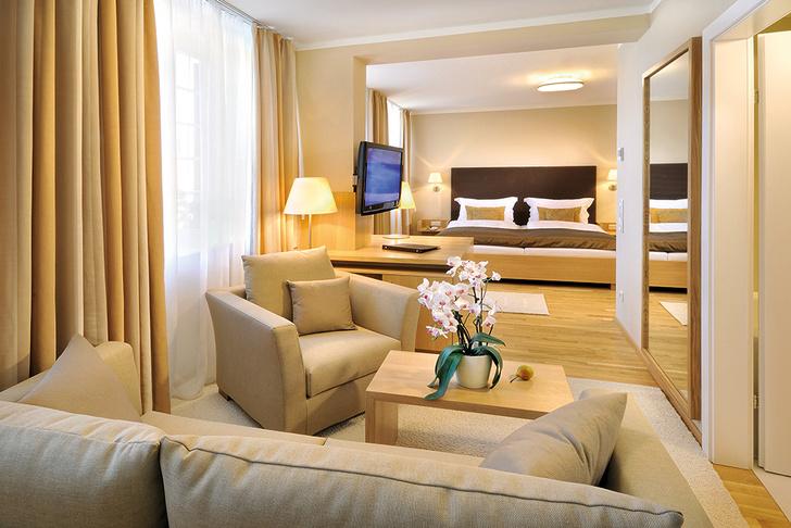 Отель La Pura Women's Health Resort