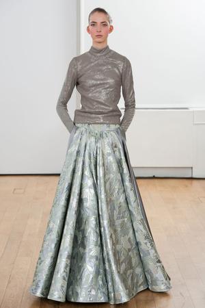 Показ Julien Fournie коллекции сезона Весна-лето 2014 года haute couture - www.elle.ru - Подиум - фото 574963