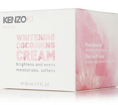 Отбеливающий крем Whitening Cocooning Cream от Kenzo