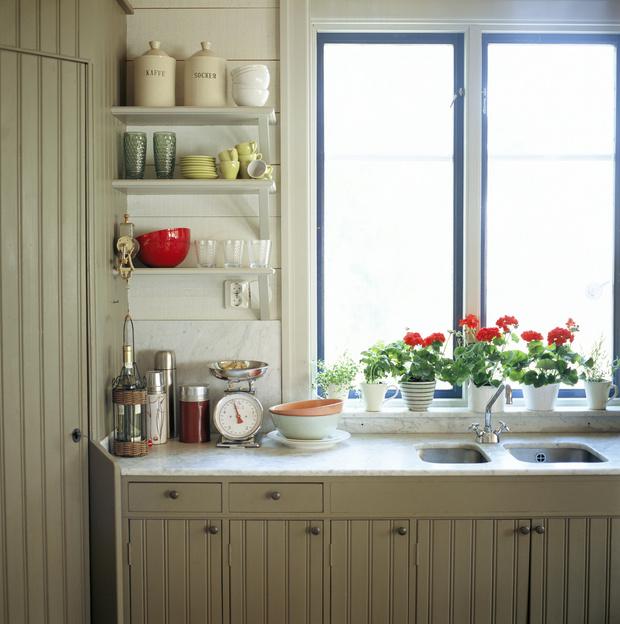 Маленькая кухня-столовая: 12 практичных советов (фото 12)
