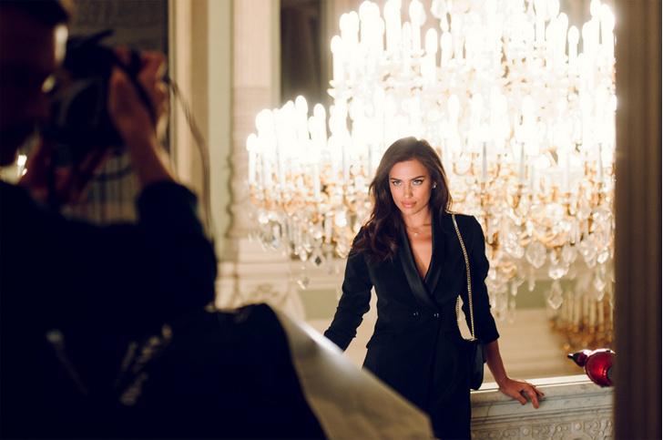 Ирина Шейк в съемке Love Republic
