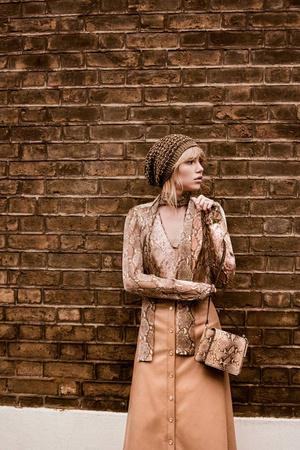 Невероятно красивая Джорджия Мэй Джаггер в новой рекламной кампании (фото 6.2)