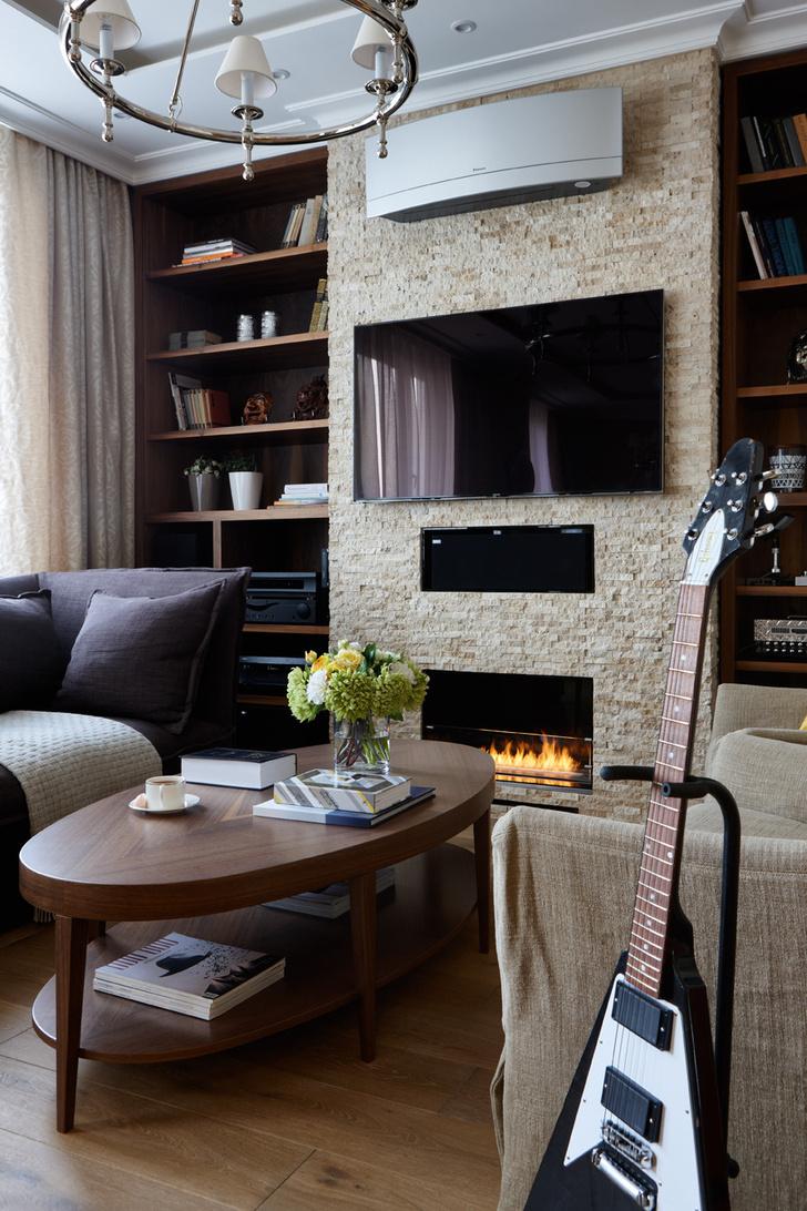 Квартира в Москве для семьи из трех человек