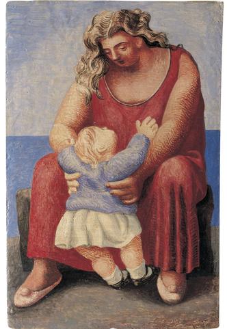 «Пикассо & Хохлова»: художник и его муза в ГМИИ им. А.С. Пушкина (фото 2.2)