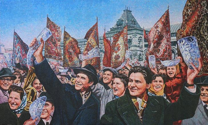 Russian Art & Antique Fair — новая ярмарка искусства (фото 0)