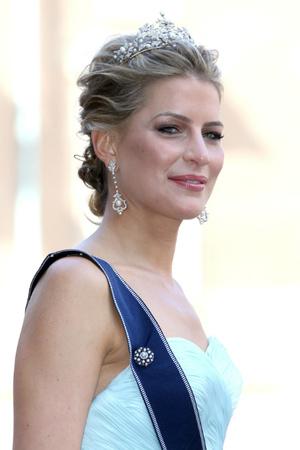 Принцесса Греции и Дании Татьяна