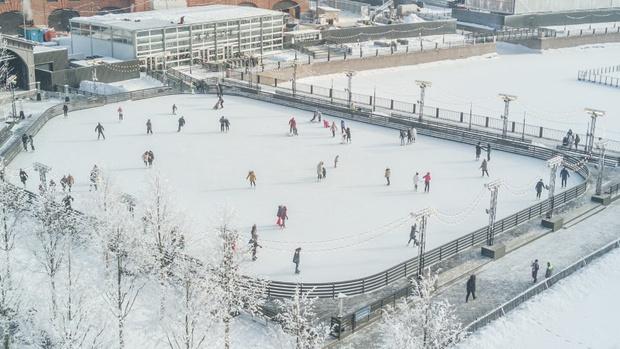 Зимняя сказка: как провести выходные в Санкт-Петербурге (фото 9)