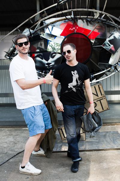 Aleksey Dymanskiy (Stereotactic) & Mitya Fesenko (Stereotactic)