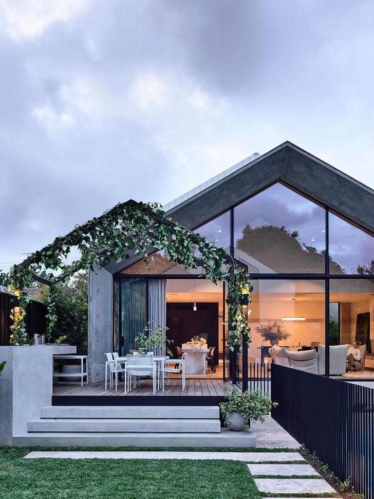 Двойственная натура: светлый дом в Мельбурне (фото 18)