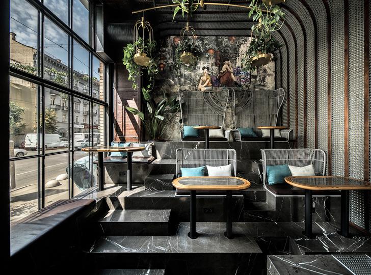 Вьетнамский ресторан в Киеве по проекту YOD Design Lab (фото 0)