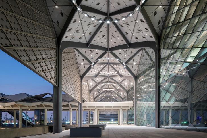Станционный смотритель: проект Нормана Фостера в Саудовской Аравии (фото 6)