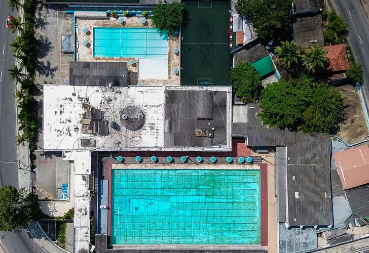 Как выглядит опустевший Рио-де-Жанейро (фото 10)