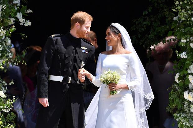 Астрология любви: почему на самом деле принц Гарри и Меган Маркл вместе? (фото 1)