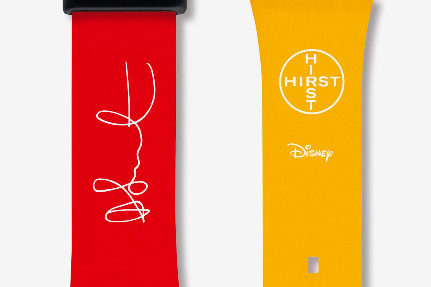 Дэмиен Херст и Swatch выпустили часы в честь юбилея Микки Мауса (галерея 3, фото 2)