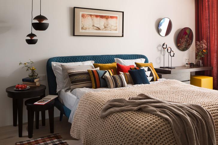 Дизайнерская квартира для трех сестер в Киеве (фото 6)