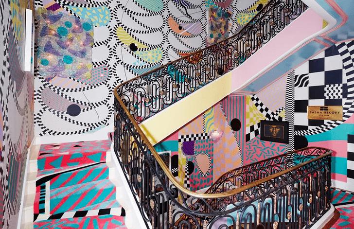 Хит-парад: самые необычные дизайнерские лестницы (фото 1)