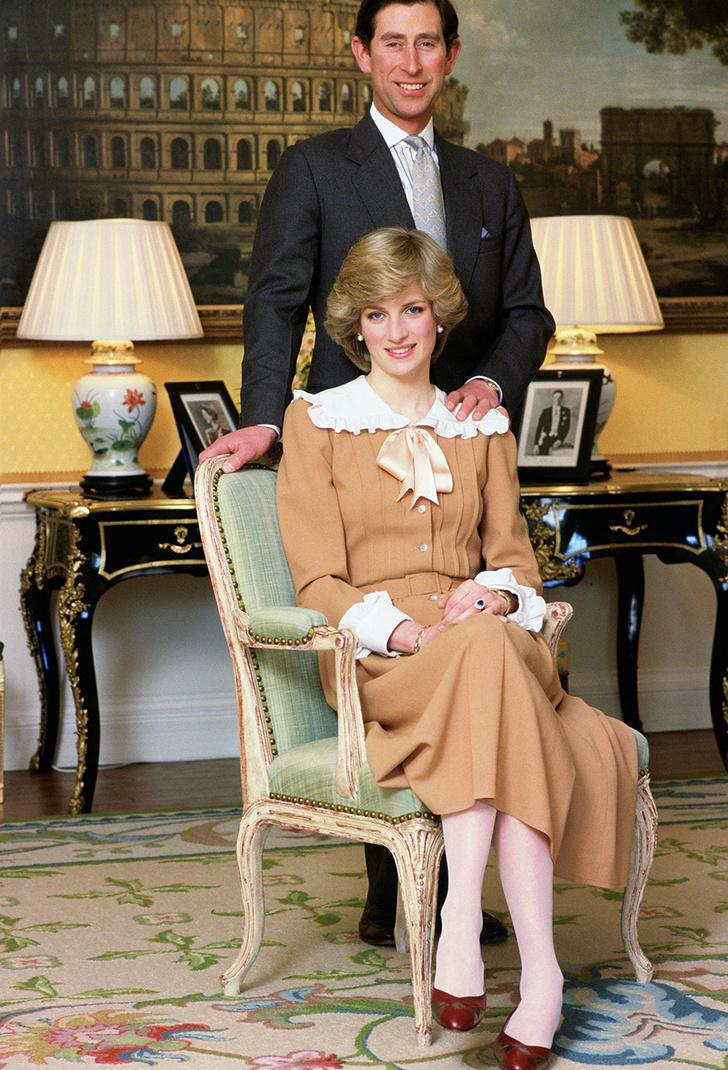 Принцесса Диана – от Букингемского дворца до отеля Ritz фото [12]
