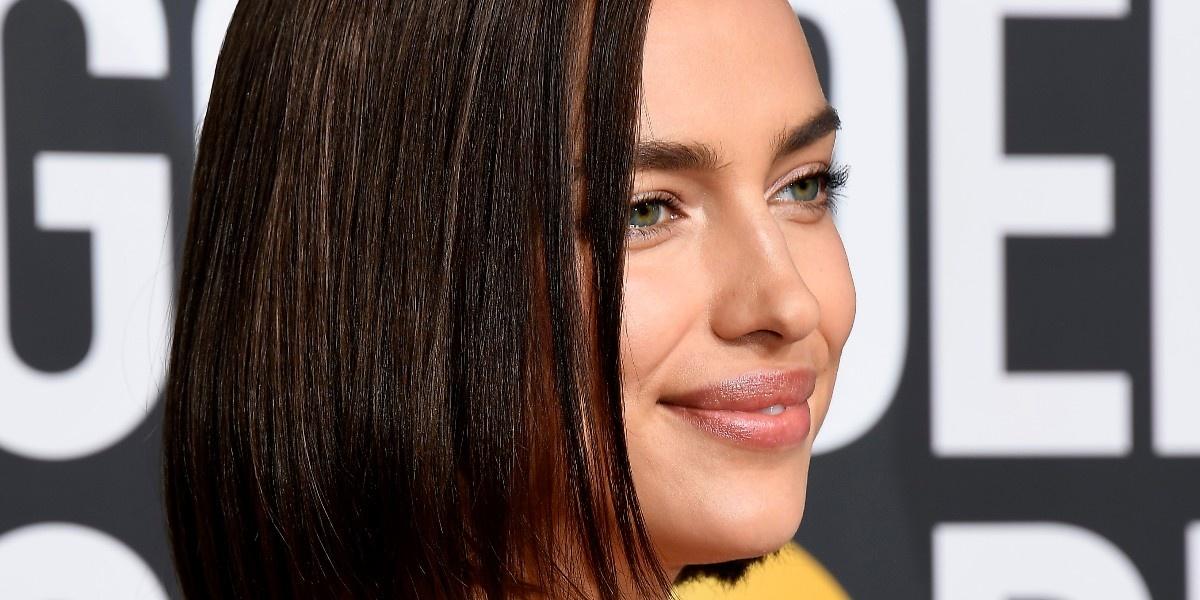«Золотой глобус» 2019: новая стрижка Ирины Шейк, синие волосы Леди Гаги и другие бьюти-образы