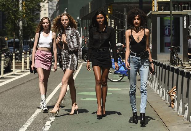 Лучшие образы на кастинге Victoria's Secret (фото 9)