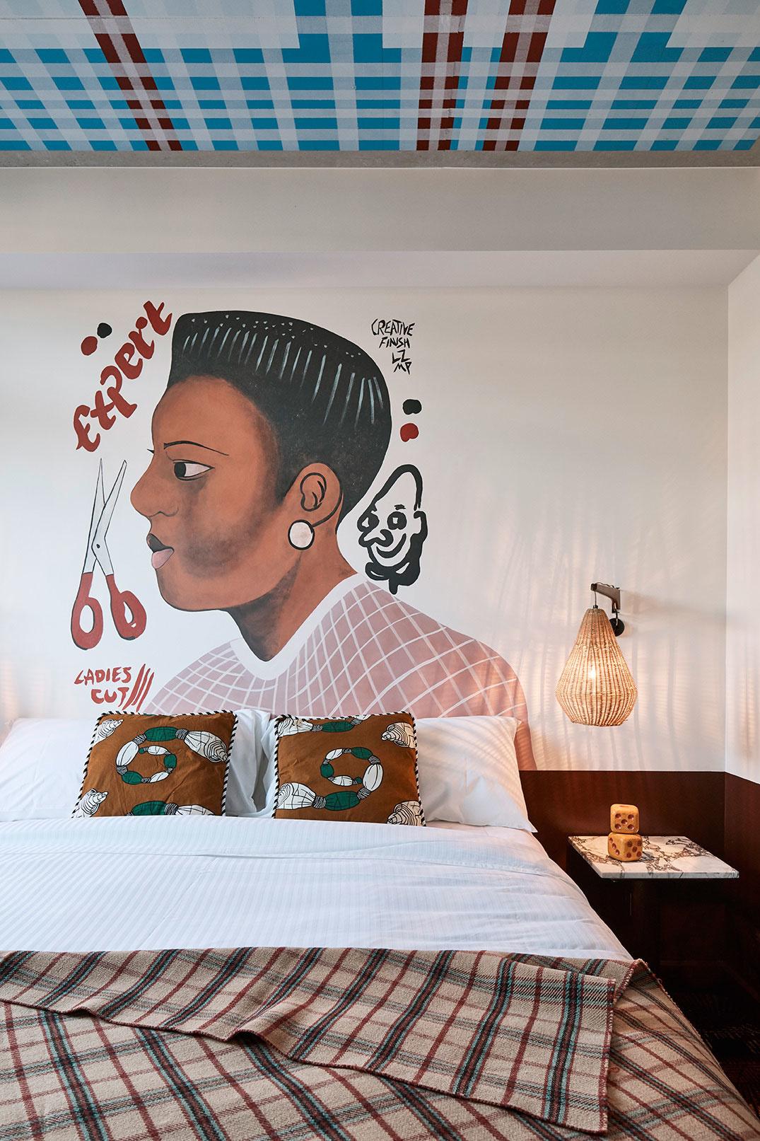 Отель Collectionist: современное искусство и авторский декор (галерея 6, фото 4)