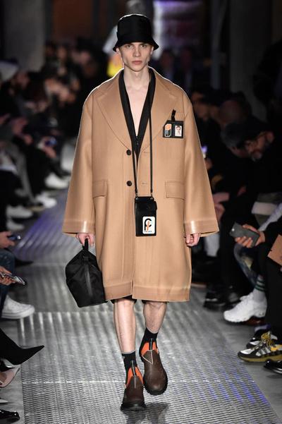 Главное, что случилось на Неделе мужской моды в Милане (галерея 1, фото 0)