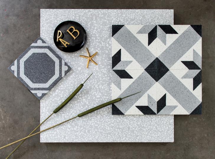 Керамическая плитка на кухне. Модные решения (фото 13)