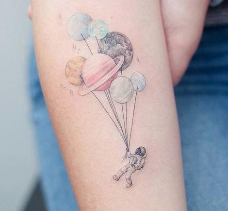 Рисковать по звездам: какая татуировка подойдет вам по гороскопу? | галерея [12] фото [3]