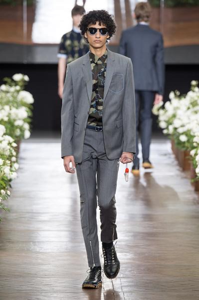 Неделя мужской моды в Париже: лучшие показы | галерея [6] фото [20]