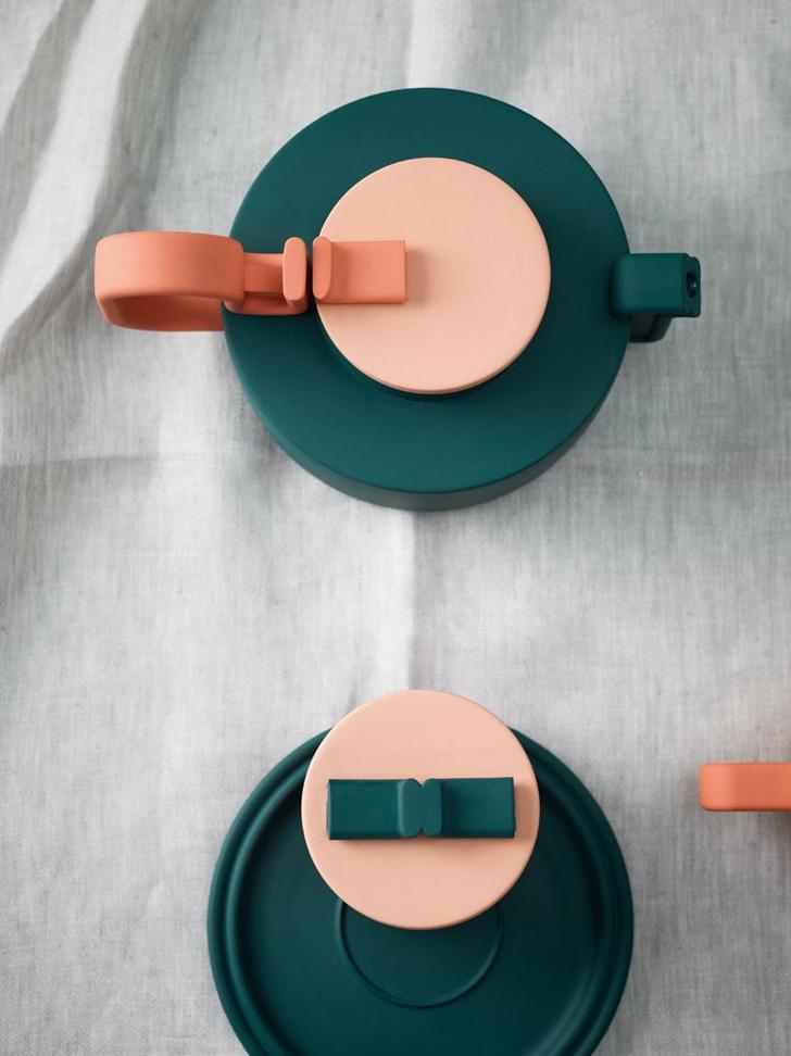 Чайный сервиз Бетан Лоры Вуд для Rosenthal (фото 6)