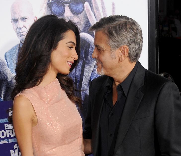 Джордж и Амаль Клуни сыграют вторую свадьбу (фото 3)