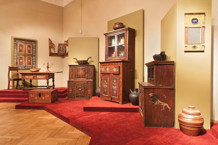 Главный экспонат: музеи с мебельными коллекциями (фото 31)