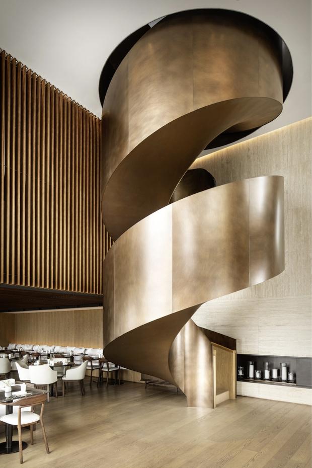 Город в городе: отель Edition в Шанхае (фото 9)