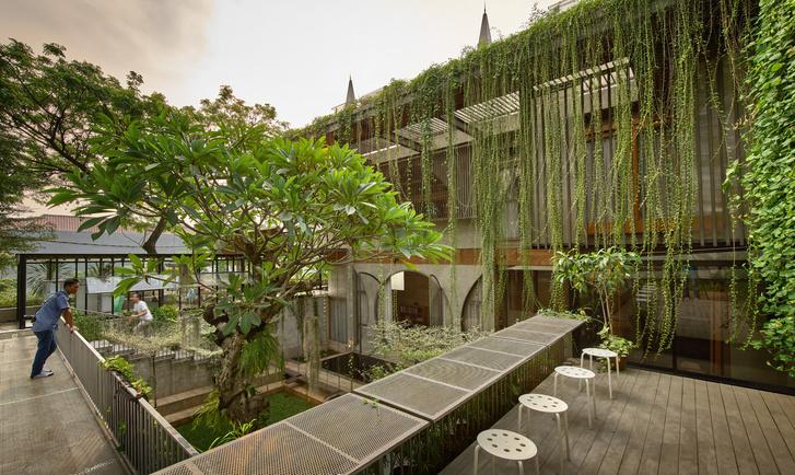 Многофункциональный комплекс Guha в Индонезии (фото 2)