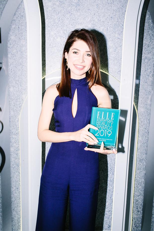 Журнал ELLE вручил престижные награды лучшим из лучших в beauty-индустрии (фото 9)