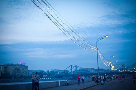 Парк Горького открывает летний сезон | галерея [1] фото [13]