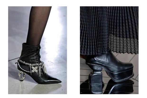 Танкетка и овчина: какую обувь мы будем носить осенью 2019 (фото 14)