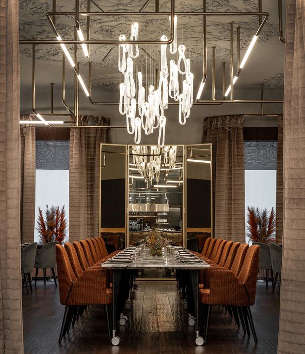Ресторан Sartoria Lamberti: новый проект Юны Мегре (фото 8)