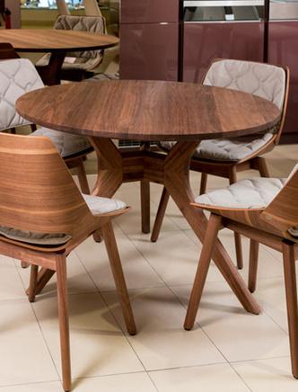 Топ-10: обеденные столы и стулья фото [8]