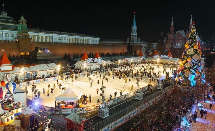 Зимняя сказка: лучший рождественский декор 2018 (фото 51)