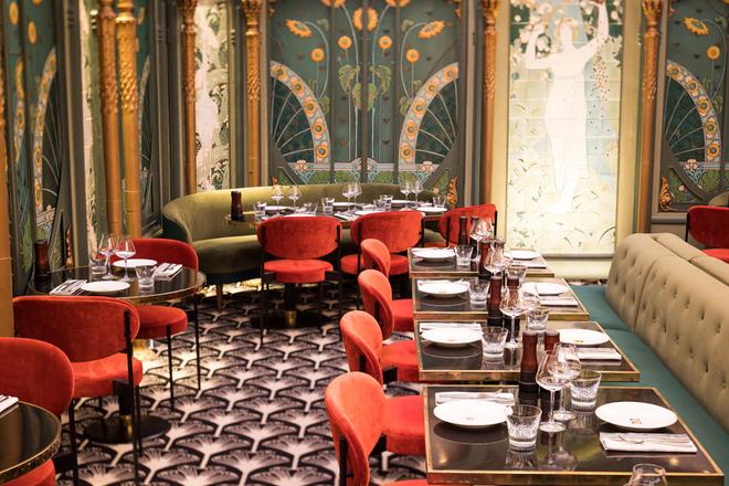 Новый Beefbar в Париже по проекту Humbert & Poyet (галерея 10, фото 4)