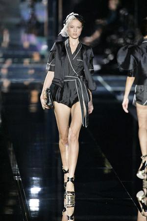 Показ Dolce & Gabbana коллекции сезона Весна-лето 2009 года prêt-à-porter - www.elle.ru - Подиум - фото 81487