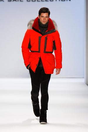 Показы мод Nautica Осень-зима 2013-2014 | Подиум на ELLE - Подиум - фото 912
